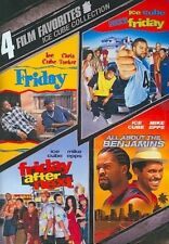 DVD NTSC 1 Ice Cube Collection 4 Film Favorites 2 Discs