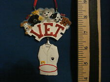 Vet Ornament with Name Plate 0165  264