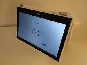 Acer chromebook r 11 convertible N3160  CB5-132T-CDZW 4GB works Excellent