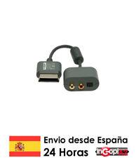 XBOX360 CABLE ADAPTADOR DE AUDIO OPTICO Y RCA