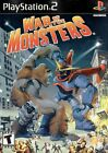 War of the Monsters Sony PlayStation 2 (2003)