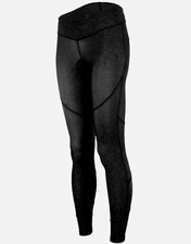 Canari L NWT Black Gray Static Cycling Bike Cycle Tights Leggings Pants Womens