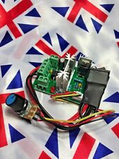 ⭐ 6-30V DC Motor speed Controller Reversible PWM Control Forward Reverse Switch⭐