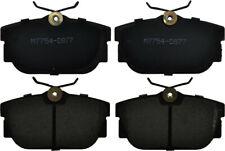Disc Brake Pad Set-PSM Semi-Met Disc Brake Pad Rear fits 00-03 VW EuroVan