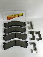 GM OEM Brake-Rear-Disc Brake Pads 19210709