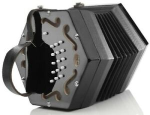 Rochelle Anglo Concertina Accordion Reeds Squeeze Box 10yr Warranty