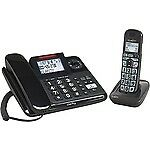 Clarity 53727 E814Cc 40Db Amplified Cord/Cordless Phone