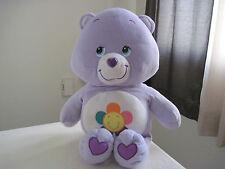 "GIANT Big Care Bears HARMONY BEAR 24"" Plush Stuffed Animal"