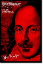 WILLIAM SHAKESPEARE ART PHOTO PRINT POSTER GIFT MACBETH