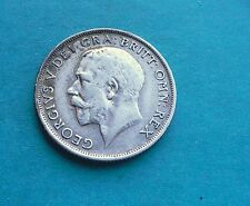 George V. Shilling 1915 in Good Condition.