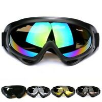 Unisex Adults Winter Outdoor Sports Goggles Ski Snowboard Skate Glasses Eyewear