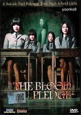 The Blood Pledge (2010) Korean Movie_English Sub_ DVD _NTSC Region 0 Son Eun-seo