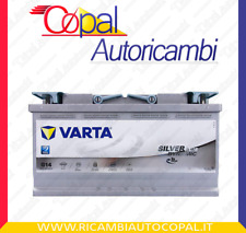 BATTERIA VARTA AGM G14 START-STOP 95AH 850A POLO +DX 595901085D852 353x175x190mm