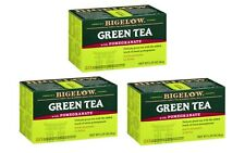 Bigelow Green Tea with Pomegranate - 3 Boxes - 60 Tea Bags