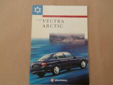 Vauxhall Vectra Artic Special edition brochure Mar 1997