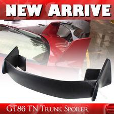 SHIP FROM LA- Coupe Nur Trunk Spoiler Unpaint For Toyota GT86 FR-S Subaru BRZ
