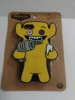NEW FUGGLER IPHONE CASE For 6, 7, 8 FUNNY UGLY MONSTER YELLOW Soft Silicone NEW