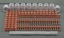 Lang Düsen Elektroden Brennkappe Swift Ring Für PT31 JG-40 Plasmabrenner,170St