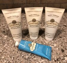 Lot Crabtree & Evelyn La Source Hand Therapy & Recovery 3.5 oz Each