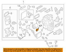 NISSAN OEM 12-18 Versa Blower Motor-Resistor 27150EY00A