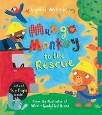 Mungo Monkey to the Rescue-ExLibrary