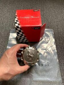Ferrari F430 360 599 Titanium Fuel Cap OE Brand New 70001217