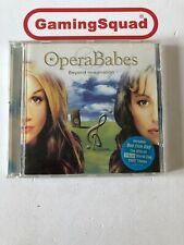 Opera Babes, Beyond Imagination CD, Supplied by Gaming Squad