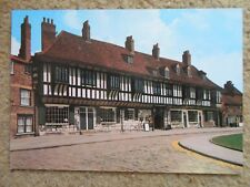 A SALMON CAMERACOLOUR POSTCARD,ST.WILLIAM'S COLLEGE YORK.NOT POSTED.