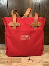Filson Red Label Nanamica Limited Edition Tote Bag