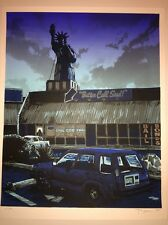 Better Call Saul A Criminal Lawyer Tim Doyle Variant Art Print Free Ship US