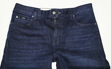 Nuevo - Hugo Boss Black Label - Alabama1- W32 L34- Dark Denim Jeans - 32/34