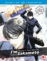 Havent You Heard Im Sakamoto Complet Saison 1 Collection - Édition Collector B