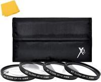 52mm Macro Close-up Lens Filter Set for Nikon D5500 D5300 D3300 D3200 D3100 D90