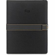 """Solo Unversal Tablet/Reader Case 7-3/4""""x1""""x10-3/8"""" Black CLS2234"""