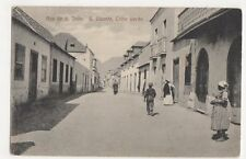 Cape Verde, Rua de S. Joao, S.Vincent, Cabo Verde Postcard, B197