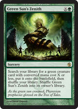 Green Sun's Zenith - NM - Mirrodin Besieged MTG Magic Cards Green Rare