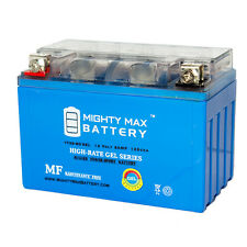 Mighty Max YTX9-BS GEL Battery for Honda EU3000 Generator 2000-2011