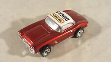 Matchbox 1962 Chevy Corvette / DMB&B / RARE Special Edition / Metallic Red  MINT