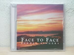 """Salvation Army CD """" Face to Face Pendel Singers """" Christian Music album"""