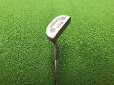 "NICE Jerry Barber GOLDEN TOUCH #30 PUTTER 34"" Right Handed RH Steel Mallet Used"
