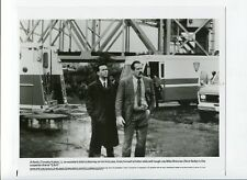 Q & A-Timothy Hutton and Nick Nolte-8x10-B&W-Still