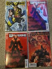 Wolverine #1 Jim Lee and Regular Cover plus Issue #2