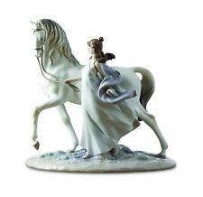Lladro Afternoon Companions Porcelain Sculpture 1908