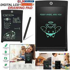 "8.5"" Electrónico Digital LCD escribir Dibujar Tabla de Gráficos Tableta Pad eWriter UK"