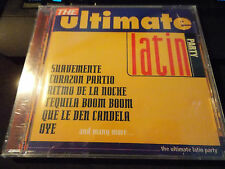 THE ULTIMATE LATIN PARTY by Various Artists, CD (1999 Copacabana Records) New