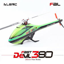 Alzrc Devil Fast 380 and Extra New Parts. Like Goblin 380 420