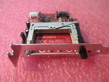 Addonics A123CFAD-00F ADSACF-7MC Internal Compact Flash Card Reader