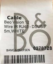 Olufsen Beovision 12 ir Cable RJ45-DSUB 9 5 metros