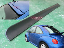 Unpainted VW 99~10 New Beetle coupe rear roof spoiler ◎
