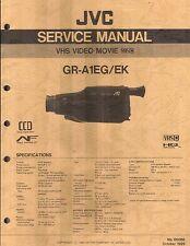 JVC Original Service Manual für GR- A 1 EG